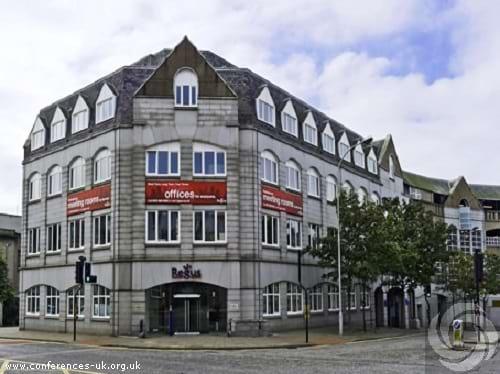 Regus Aberdeen Berry Street