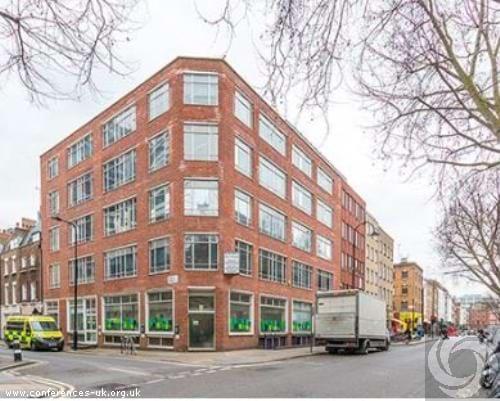 Regus London Charlotte Street