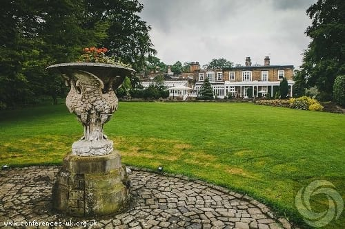Ringwood Hall Hotel Chesterfield