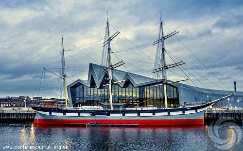 Riverside Museum and The Tall Ship Glasgow