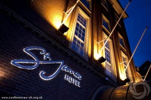 St James Hotel and Conference Centre Nottingham