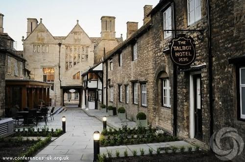 Talbot Hotel Oundle