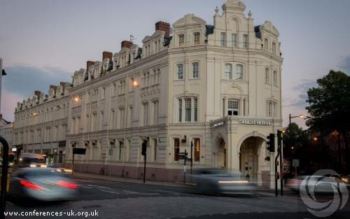 The Angel Hotel Cardiff