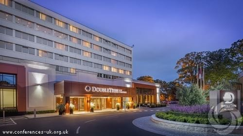 The DoubleTree by Hilton Hotel Dublin