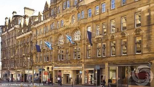 The Hilton Edinburgh Carlton