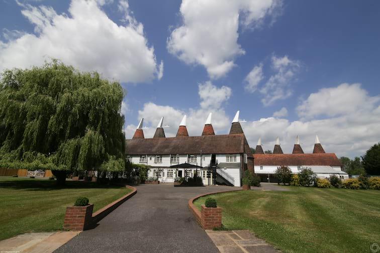 The Hop Farm at the Kentish Oast Village