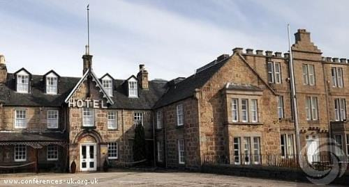 The Huntly Arms Hotel