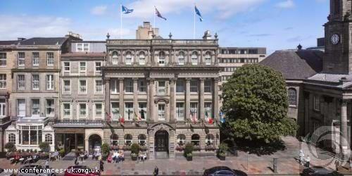 The Intercontinental Edinburgh The George