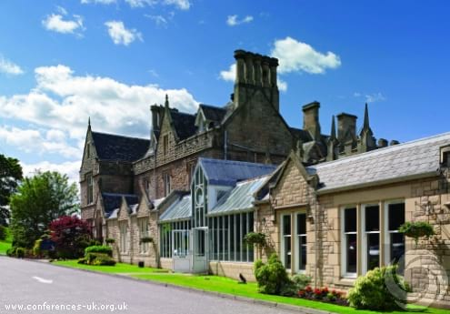 The Macdonald Inchyra Hotel and Spa Falkirk near Stirling