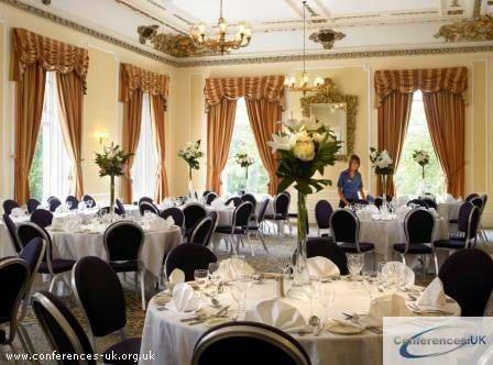 The Palace Hotel Buxton Derbyshire
