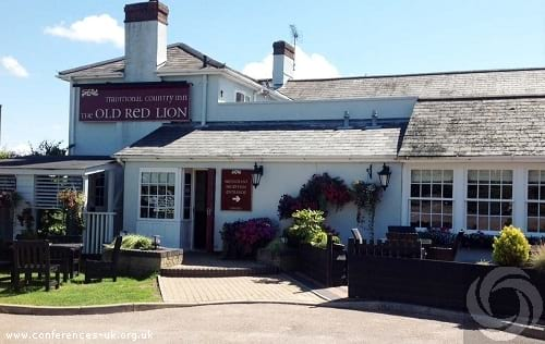 The Red Lion Cambridge
