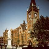 The Town Hall Reading