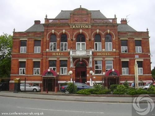 The Trafford Hall Hotel Manchester