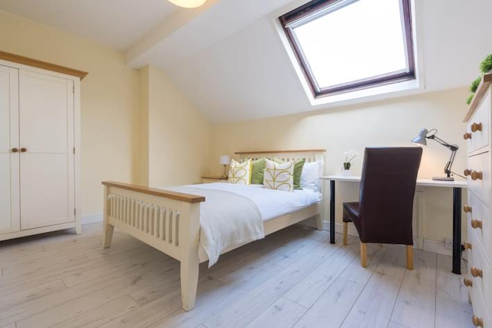 1 ashville road - bedroom