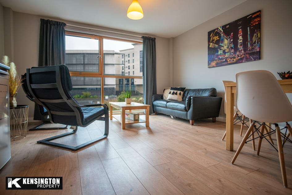 4 bed student flat to let Near University, Dundee